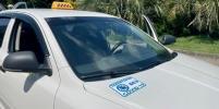 В Сочи появились свободные от коронавируса такси