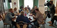 Пассивные избиратели и некреативные кандидаты: в Петербурге обсудили предстоящие выборы