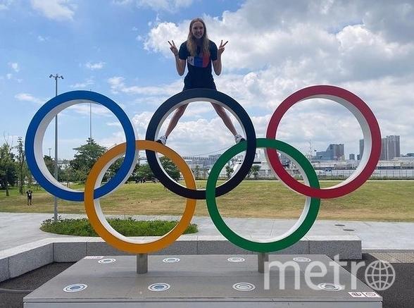 Светлана Колесниченко стала двухкратной олимпийской чемпионкой. Фото Instagram: @kolesnichenko_svetlana