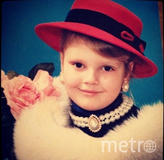 Светлана Колесниченко в детстве любила блинчики. Фото Instagram: @kolesnichenko_svetlana
