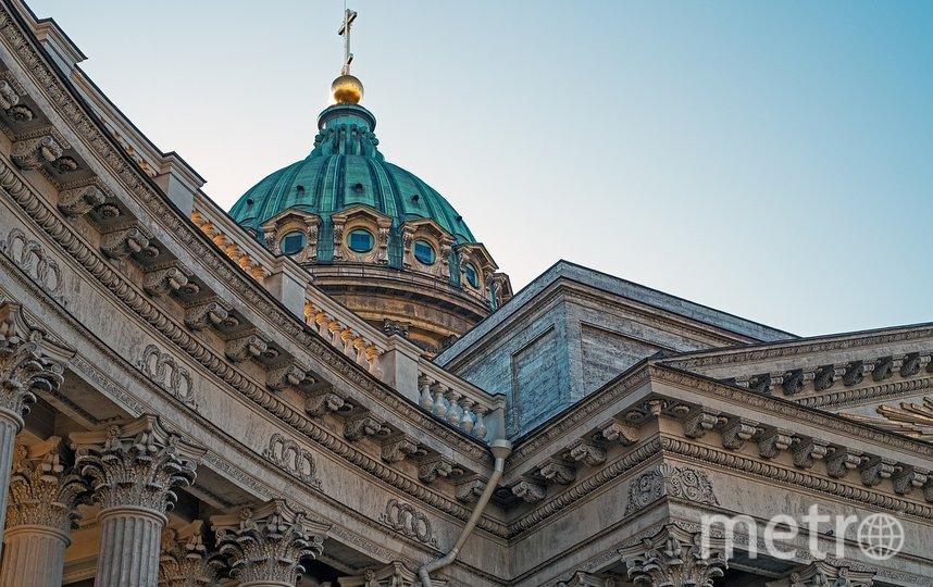 Фотографировались туристы недалеко от Казанского собора. Фото pixabay