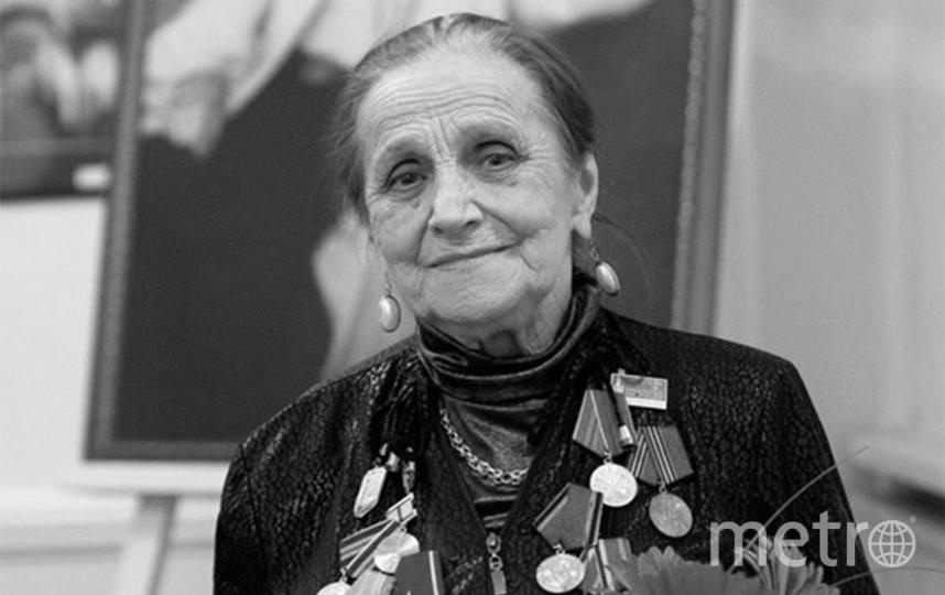 Актриса Галина Короткевич умерла на 100-м году жизни. Фото kino-teatr.ru.