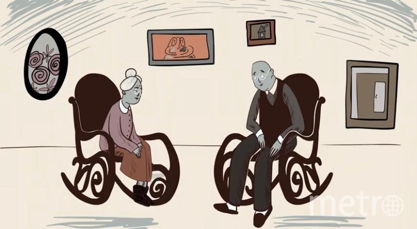 Нарисовать в мультфильме можно все: вашу семью, бабушку и дедушку, ребенка или любимого человека. Фото Скриншот Instagram @mult_ira