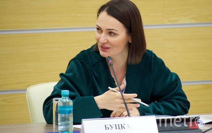 Татьяна Буцкая. Фото Дмитрий Нигматулин
