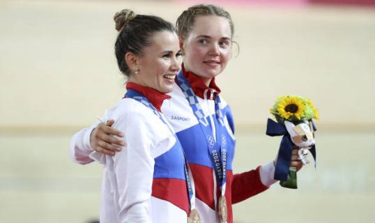 Мария Новолодская и Гульназ Хатунцева.