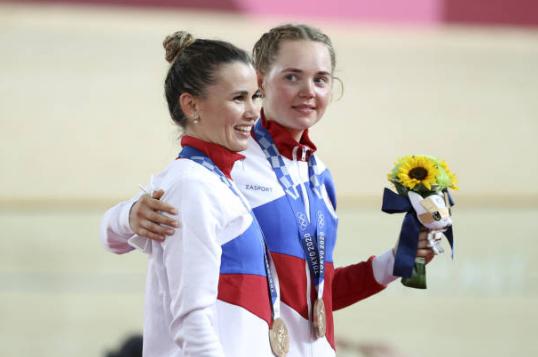 Мария Новолодская и Гульназ Хатунцева. Фото Getty