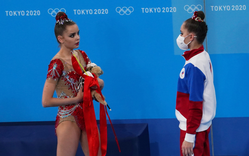 Дина и Арина Аверины. Фото РИА Новости