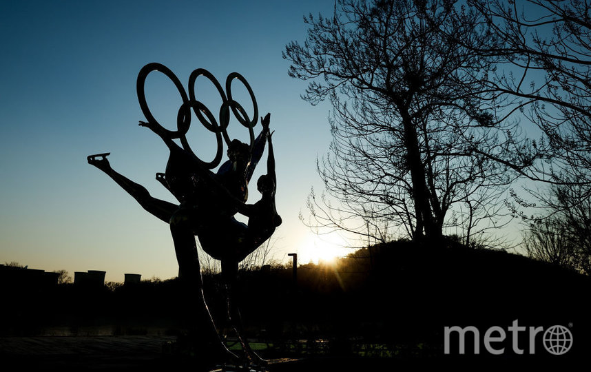 Олимпиада в Пекине начнется 4 февраля 2022 года. Фото Getty