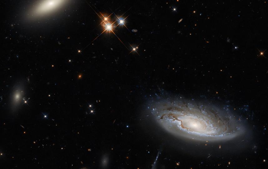 До появления звёзд в космосе было темно и очень холодно. Фото pixabay