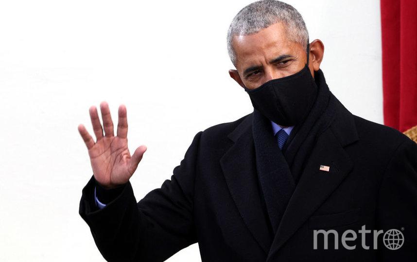 Барак Обама, архивное фото. Фото Getty