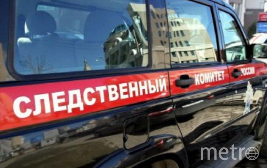 Следователи проводят проверку. Фото spb.sledcom.ru.