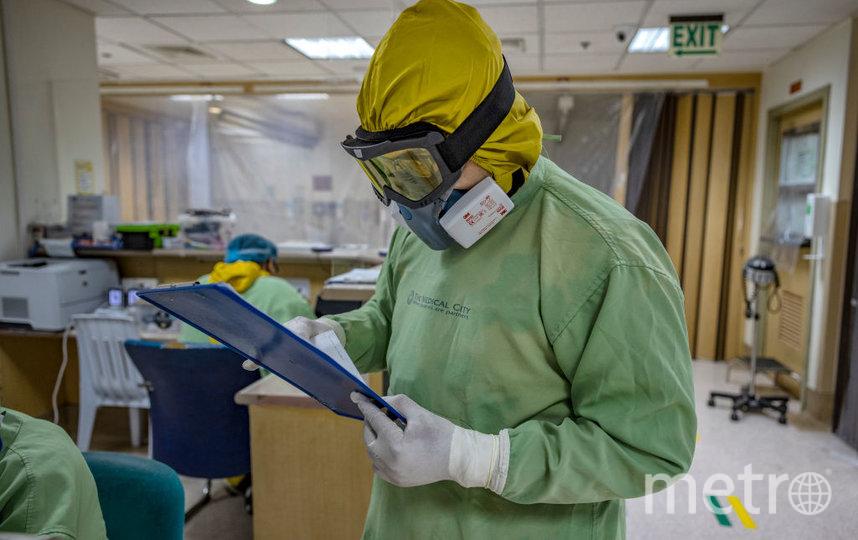 В Гвинее зафиксировали первый случай лихорадки Марбурга. Фото Getty