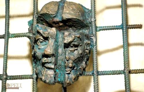 Памятник Сергею Параджанову.