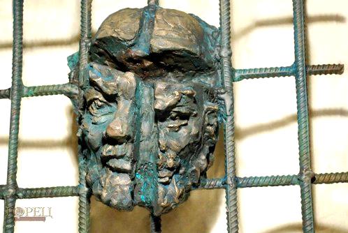 Памятник Сергею Параджанову. Фото Предоставлено организаторами