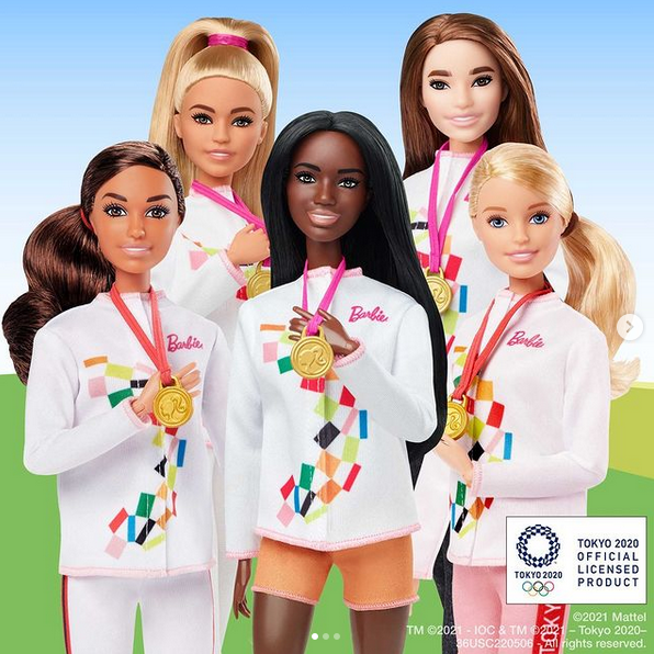 Скриншот Instagram @barbie.