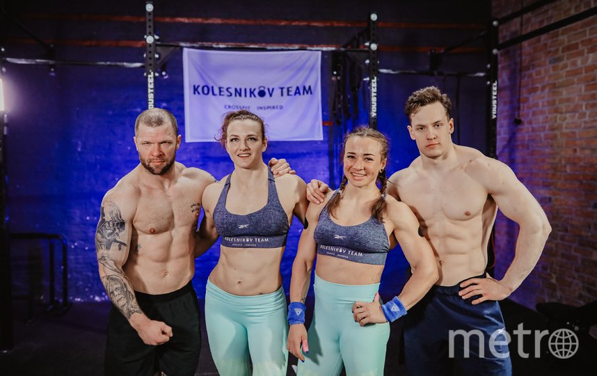 Kolesnikov Team.