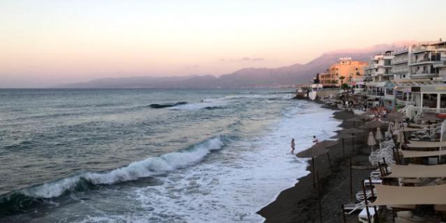Пляжи Крита постоянно входят в рейтинги лучших в мире.