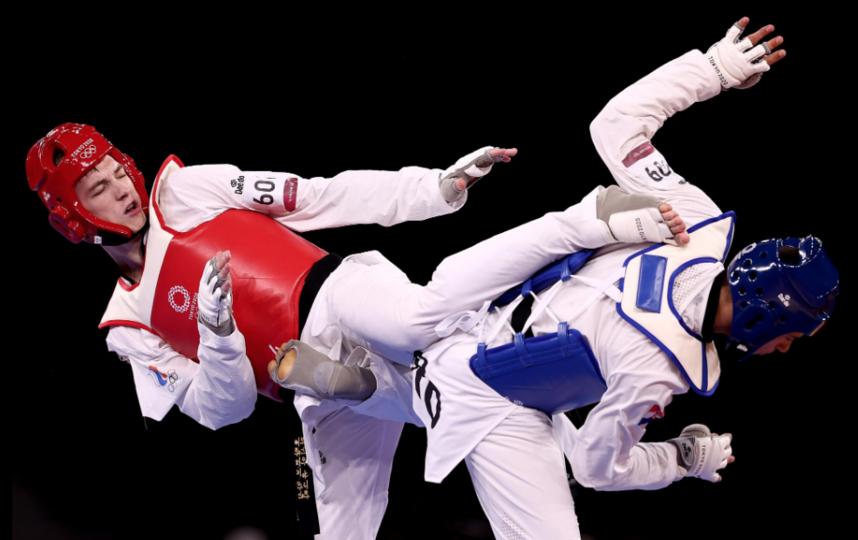 В тхэквондо преимущество у сухих и подтянутых спортсменов. Фото Getty