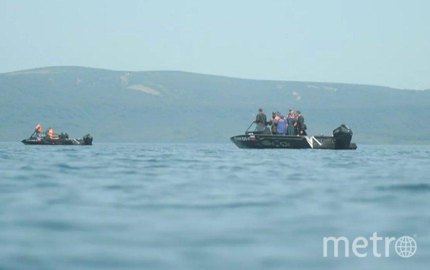 По последним данным, выжили восемь человек. Фото Официальный сайт Камчатского края.