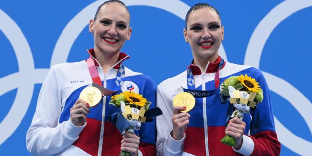 Светлана Ромашина и Светлана Колесниченко.