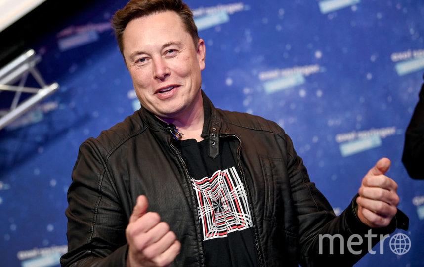 Илон Маск, архивное фото. Фото Getty