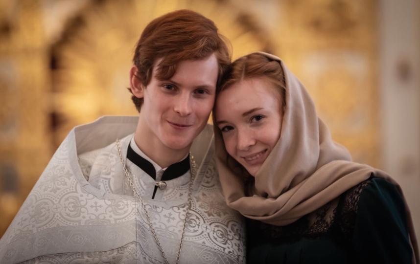 Антоний Яблоков и матушка Анна. Фото Фото предоставлены героем публикации.