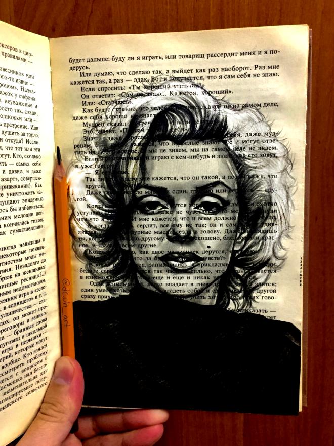 Мэрилин Монро. Фото Фото предоставлены героем публикации.