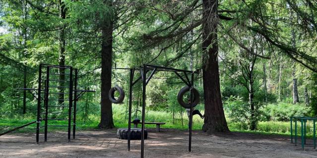 В Удельном парке появятся новые спортивные и танцевальные площадки.