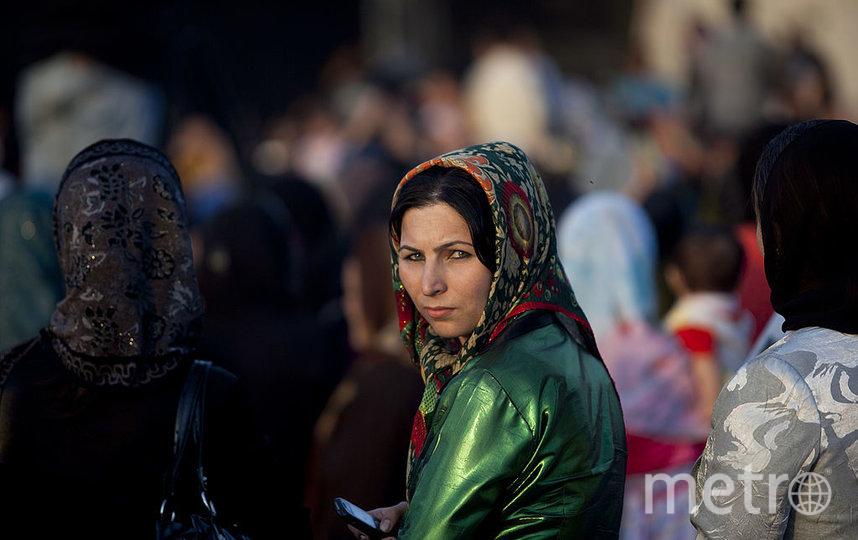 Женщины в Афганистане всегда прикрывали голову платком. Но в последнее время они не скрывали свое лицо. Фото Getty