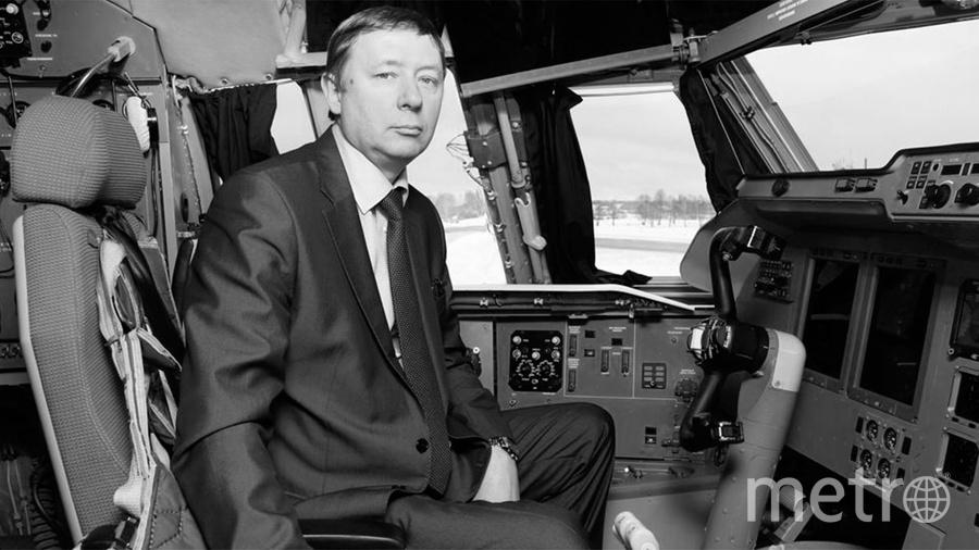 Умер главный конструктор Ил-76 и Ил-78 Андрей Юрасов. Фото ОАК.