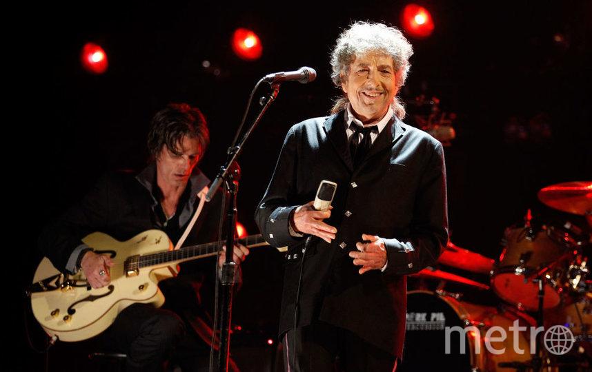 Боб Дилан. Фото Getty