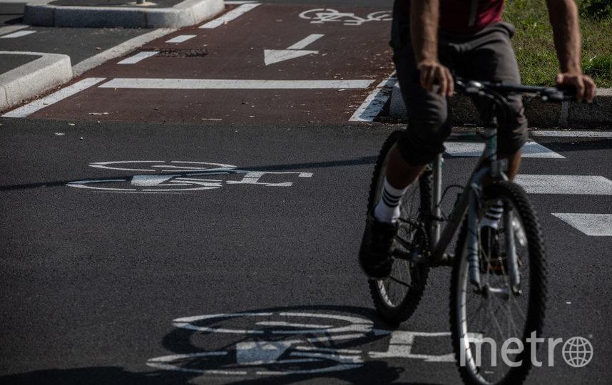 Сейчас петербургским велосипедистам доступны 36 маршрутов общей протяженностью 128,5 км. Фото Getty