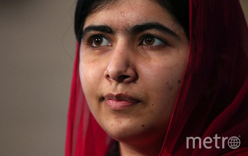 Малала Юсафзай выступает за возможность женщинам в развивающихся транах получать образование. Фото Getty