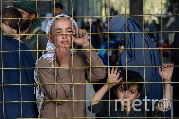 Эстония готова принять до десять эвакуированных из Афганистана лиц. Фото Getty.