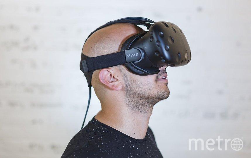 Виртуальная реальность открывает возможность разработать терапию для людей с различными заболеваниями. Фото Pixabay