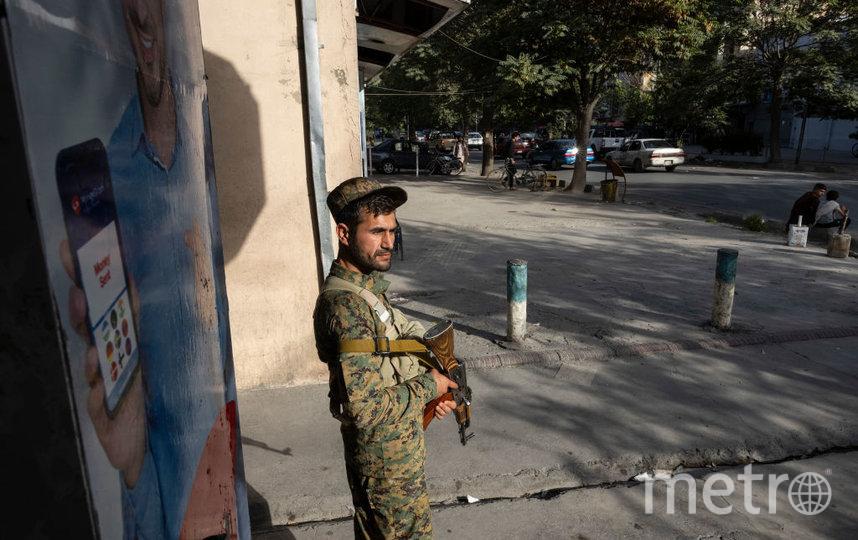 Афганистан, 2021 год. Фото Getty