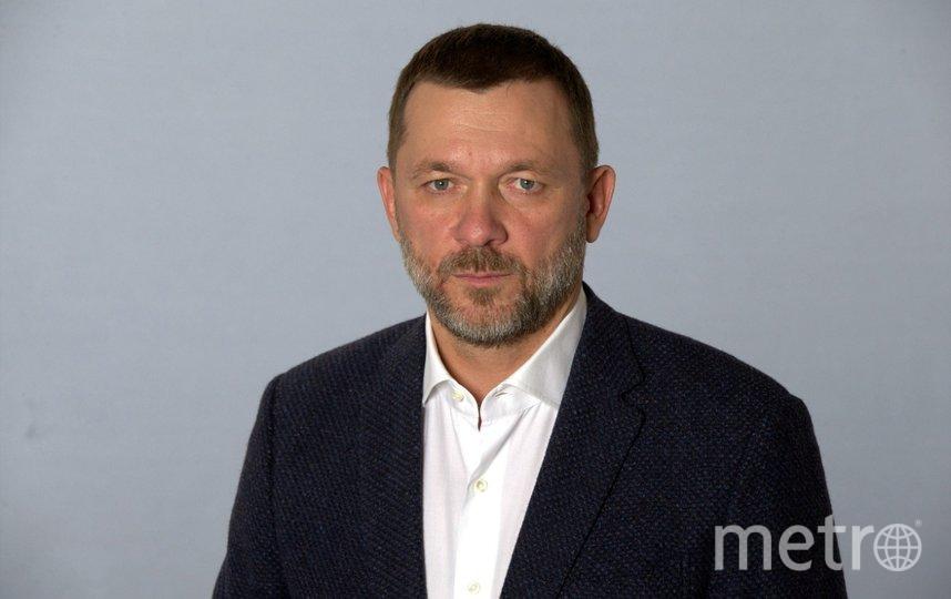 Дмитрий Саблин. Фото Семен Василевич