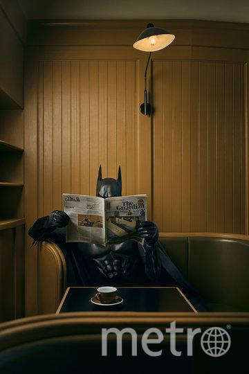 За чтением любимого издания. Фото Фото предоставлены героем публикации.