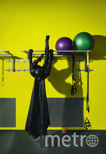 """""""Гимнастика. Без тренировок никуда"""". Фото Фото предоставлены героем публикации."""