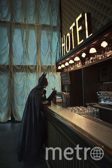 """""""После работы"""". Пятничный вечер Бэтмена может быть таким. Фото Фото предоставлены героем публикации."""