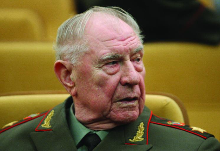 Дмитрий Язоев. Фото РИА Новости
