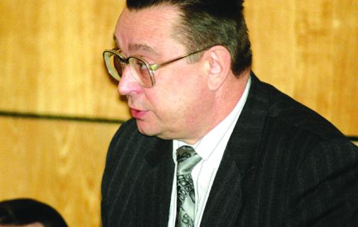 Валентин Павлов.