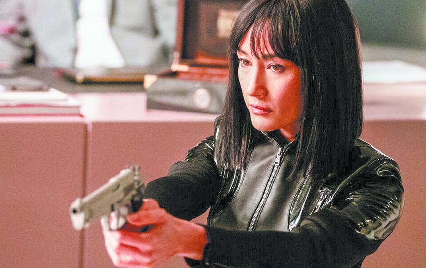 У главной героини – азиатская выдержка, но русские корни. Фото MEGOGO Distribution