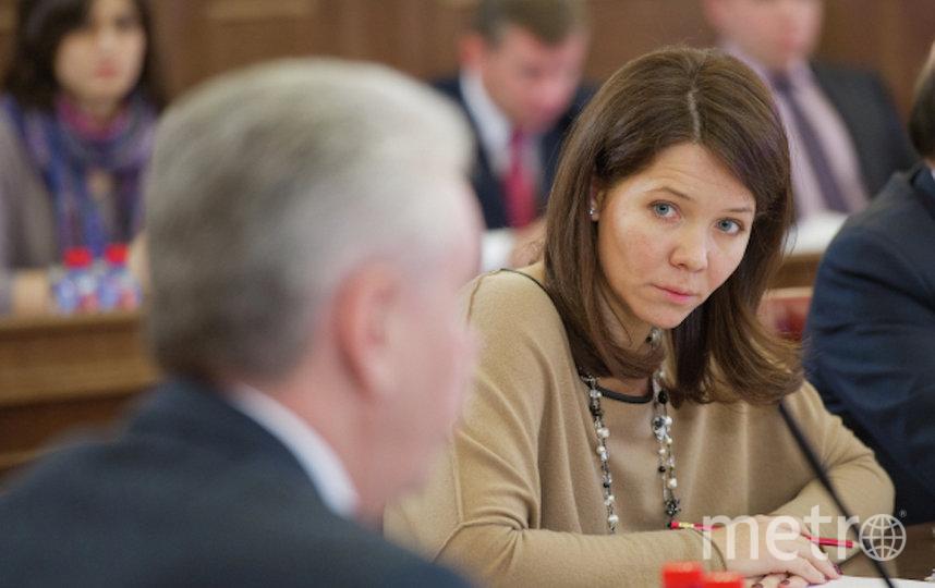Заммэра Москвы. Фото РИА Новости