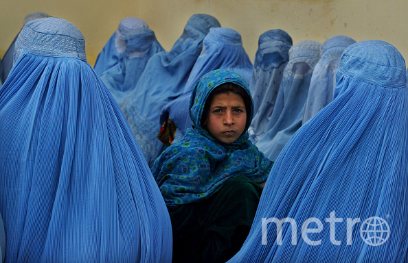 Учительница из Афганистана попросила защиты от талибов. Фото Getty.