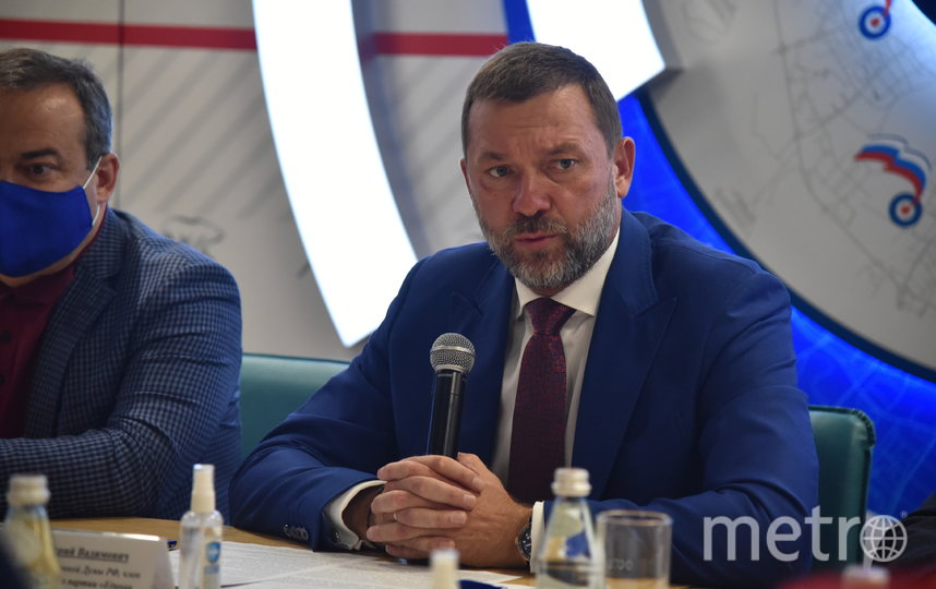 Дмитрий Саблин. Фото Ольга Крылова