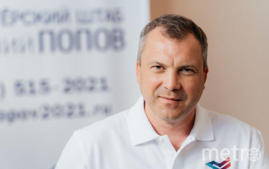 Евгений Попов. Фото Александра Маликова