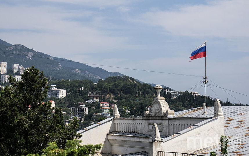 Симферополь, архивное фото. Фото Getty