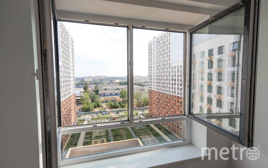 """разыгрываемые квартиры находятся в разных районах Москвы, все они расположены в новых жилых комплексах. Фото АГН """"Москва""""/Андрей Никеричев"""