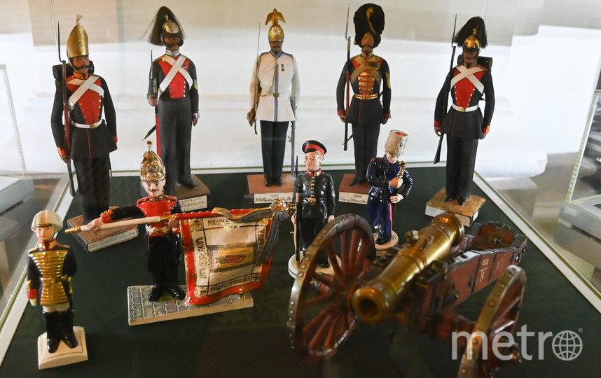 """Лица игрушечных солдат списывались с реальных воинов. Фото Святослав Акимов., """"Metro"""""""